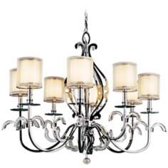Kichler Jardine Collection 8-Light Chandelier