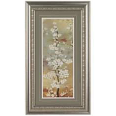 "Blossom Canopy I Framed 28 1/4"" High Wall Art"