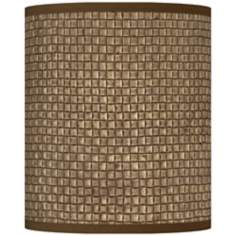 Interweave Giclee Lamp Shade 10x10x12 (Spider)
