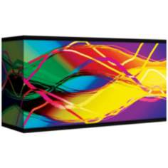 Colors in Motion Giclee Shade 8/17x8/17x10 (Spider)