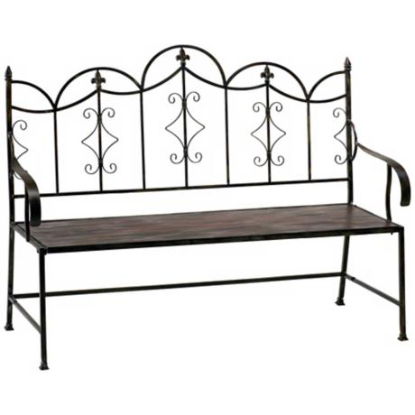 Outdoor Garden Settee Bench