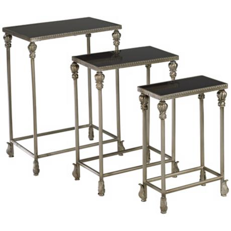 Set of Three Livingston Nesting Tables