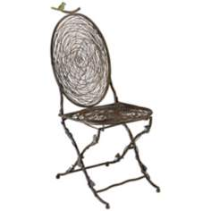 Bird Folding Chair