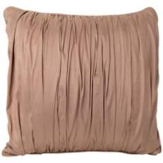 "Milano 18"" Square Throw Pillow"