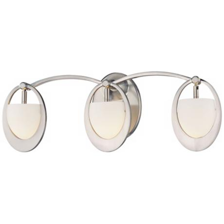 "George Kovacs Earring Collection 19"" Wide Bathroom Light"