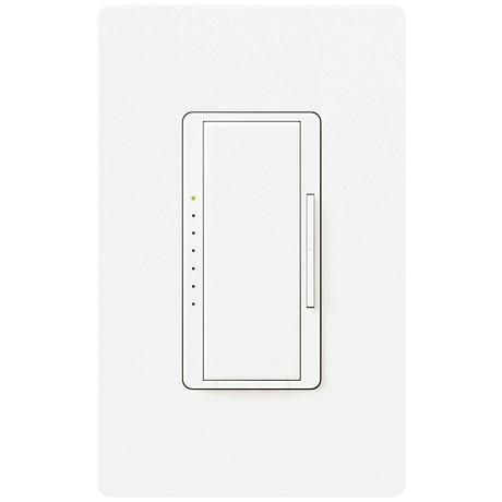 Lutron Maestro White Single-Pole Multi-Location Dimmer