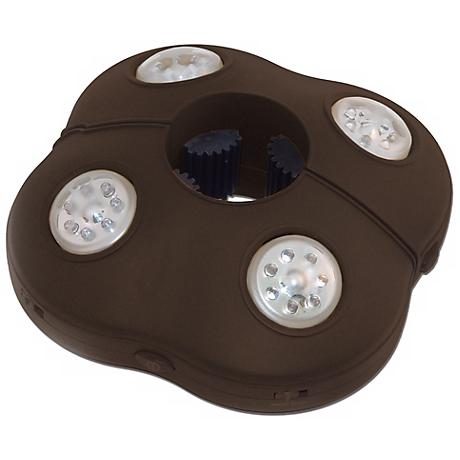 Battery-Operated Cordless LED Umbrella Light