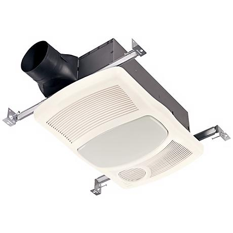NuTone 100 CFM Heater and CFL Light Bath Exhaust Fan