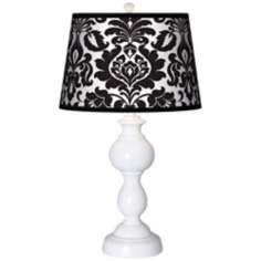 Stacy Garcia Metropolitan Giclee Sutton Table Lamp