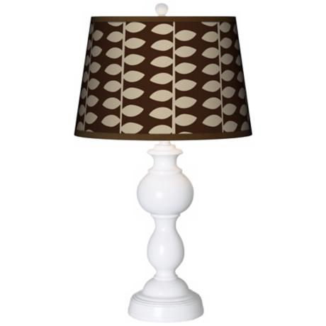Hi Fi Giclee Sutton Table Lamp