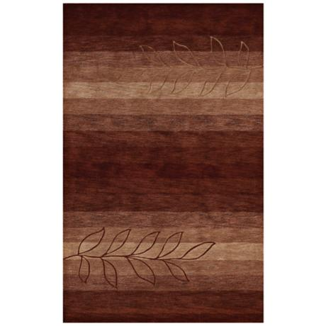 Magnolia Canyon Area Rug