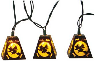 Halloween Witch Party Lights