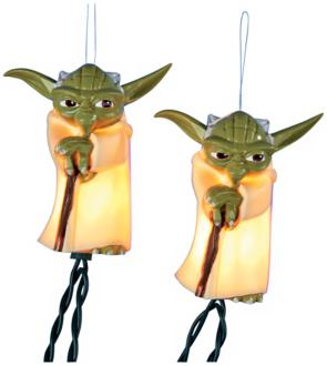 Yoda Clone Wars Party Lights