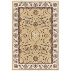 Winchester Collection Winslow Lemon Area Rug
