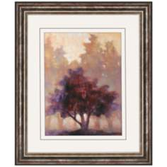 Depth and Tranquility Framed Wall Art