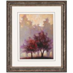 Two and Tranquility Framed Wall Art