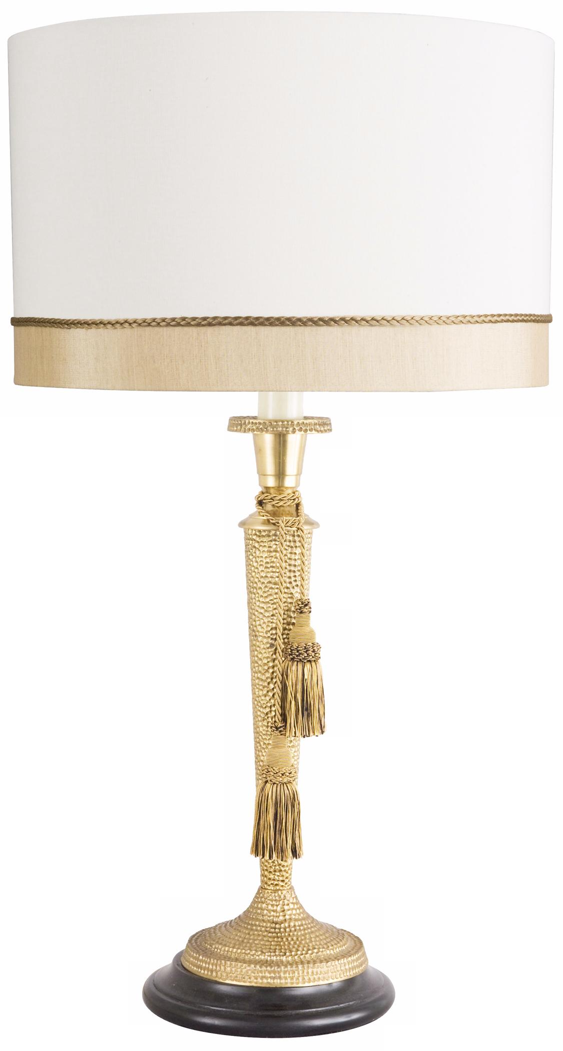 Frederick Cooper Jeweler's Hammer Table Lamp (N8198)