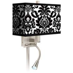 Stacy Garcia Metropolitan LED Reading Light Plug-In Sconce