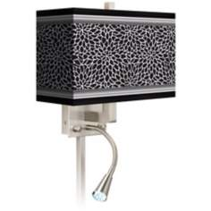 Stacy Garcia Metropolitan Dahlia LED Light Plug-In Sconce