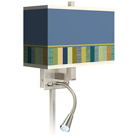 Stacy Garcia Modern Palette LED Reading Light Plug-In Sconce