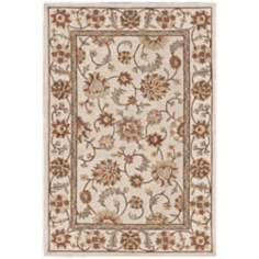 Winchester Collection Olmsted Ivory Area Rug