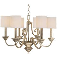 "Fifth Avenue Collection 6-Light 28"" Wide Chandelier"