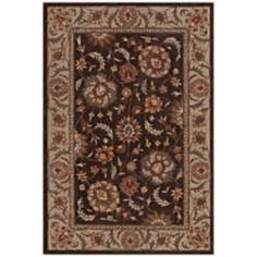 Winchester Collection Hawthorne Olive Area Rug