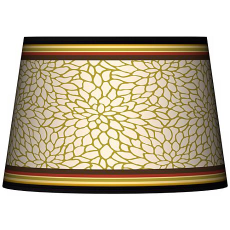 Stacy Garcia Spice Dahlia Tapered Shade 13x16x10.5 (Spider)