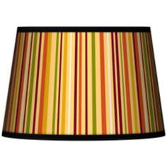 Stacy Garcia Vertical Harvest Stripe Shade 13x16x10.5 (Spider)