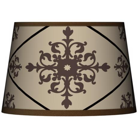 Chambly Tapered Lamp Shade 13x16x10.5 (Spider)