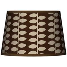 Hi Fi Tapered Lamp Shade 13x16x10.5 (Spider)