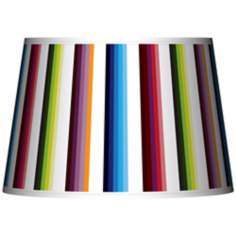 Technocolors Tapered Lamp Shade 13x16x10.5 (Spider)