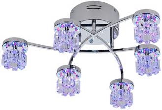 Sputnik LED Ceiling Light