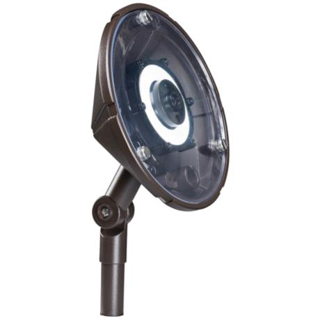 Kichler Design Pro Hi/Low Wall Wash Bronze Outdoor LED Light