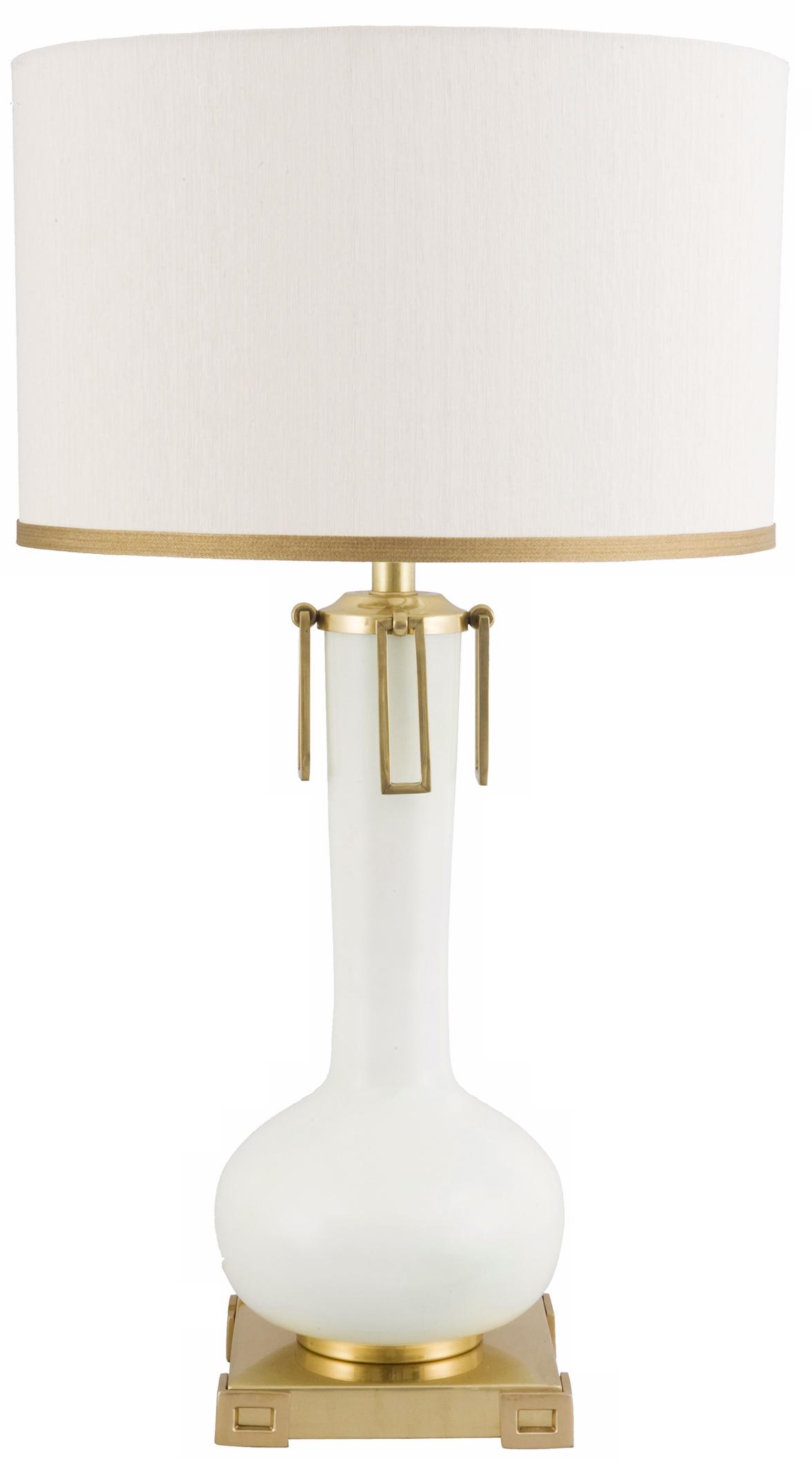 Frederick Cooper Ivory Eden Table Lamp (N9855)