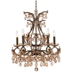 Kathy Ireland Palais Porcia 5-Light Chandelier