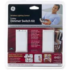 GE Wireless Lighting Control 3-Way Dimmer