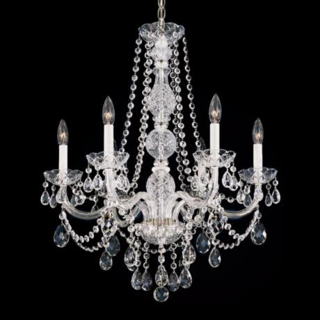 "Arlington Collection Heritage Crystal 24"" Wide Chandelier"