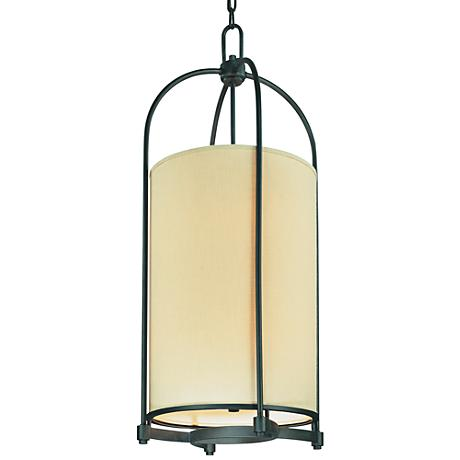 "Redmond 18"" W Federal Bronze Pendant Light"
