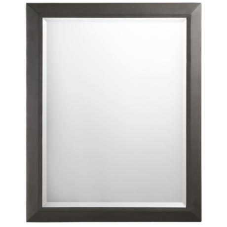 "Kichler Olde Bronze 30"" High Rectangular Wall Mirror"