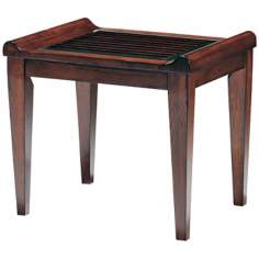 Kenya Tobacco Finish End Table