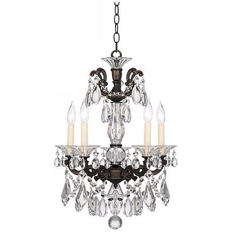 Schonbek La Scala Collection 17 Quot Wide Crystal Chandelier