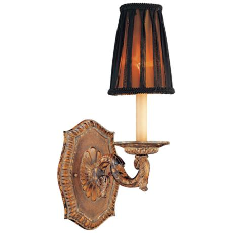 "Mariner Metropolitan Collection 13 1/4"" High Wall Sconce"