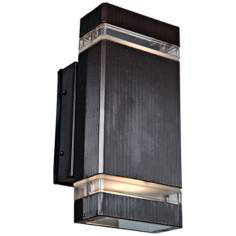 Access Beacon Collection Outdoor Bronze Sconce