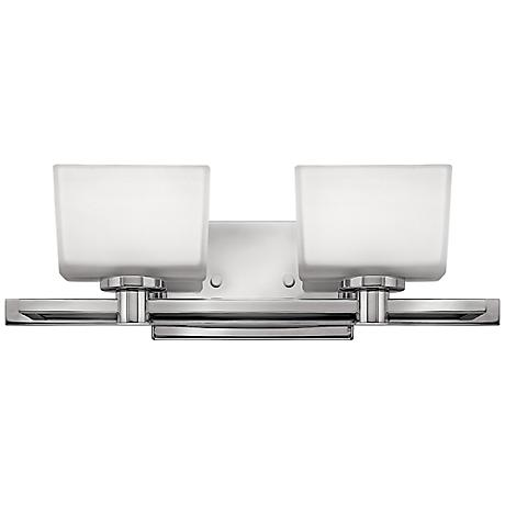 "Hinkley Taylor 18 3/4"" Wide Chrome Bathroom Light"