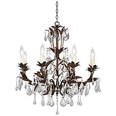 Kathy Ireland Chandeliers Lamps Plus Open Box Outlet Site