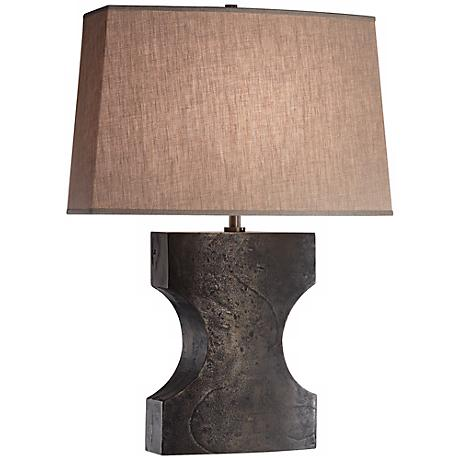 "Robert Abbey Oren 25"" High Table Lamp"