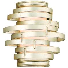 "Corbett Vertigo Collection 10"" High Wall Sconce"
