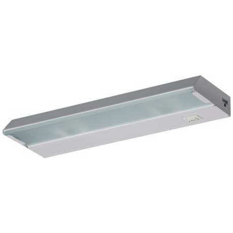 "White 9"" Wide Dimmable LED Under Cabinet Task Light"