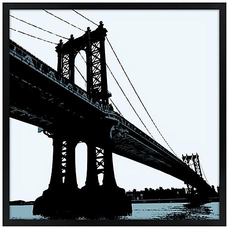 Manhattan Bridge Wall Art